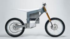 Cake Kalk je lehká off-road motorka s čistě elektrickým pohonem