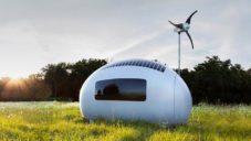 Slováci začali vyrábět mobilní a ekologický mikrodomek Ecocapsule