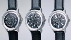 Humism navrhli hodinky mající ciferník zdobený kinetickými obrazci