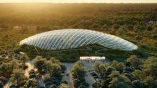 Francie postaví největší tropický skleník na světě Tropicalia