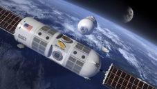 Aurora Space Station bude v roce 2021 prvním vesmírným hotelem