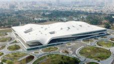 Mecanoo postavilo na Tchaj-wanu největší kulturní centrum na světě