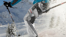 Roam vyvinul robotický exoskeleton pro podporu lyžování v náročných terénech