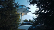 Zaha Hadid Architects po 12 letech dokončili vilu Capital Hill Residence