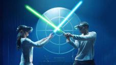 Lenovo vyrobilo set pro boje se světelnými meči ve virtuální realitě