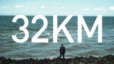 Daan Roosegaarde ukazuje ve filmu 32 KM vývoj projektu Icoon Afsluitdijk