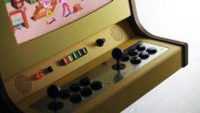 OriginX je nástěnná herní konzole s tisíci retro arkádovými hrami