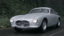 Do aukce jde unikátní Maserati A6G/2000 Zagato Berlinetta z roku 1956