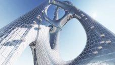 PLP Architecture navrhli systém výtahů SkyPod pohybujících se po fasádách