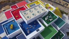 Netflix natočil dokument o stavbě dánského Lego House od BIG