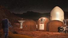 Zopherus vyhráli v soutěži NASA s návrhem 3Dtištěných domů na Marsu