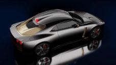 Italdesign navrhli pro Nissan výroční sporťák GT-R 50