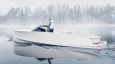 Q Yachts uvádí svůj první elektricky poháněný motorový člun Q30
