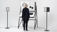 Apparatum je hudební instalace inspirovaná polským experimentálním studiem