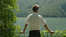 Umělec a designér Mattia Bonetti ukazuje svou rezidenci u jezera Lugano