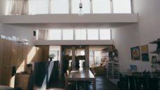 Yui a Takaharu Tezuka ukazují svůj dům v Tokiu bez samostatných místností
