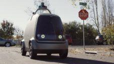 Nuro je usměvavé autonomní auto bez řidiče navržené pro doručování zboží