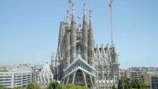 Španělé dokončili jedno z průčelí na chrámu Sagrada Família