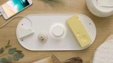 SunMade Cheese je série solárně poháněných zařízení se svítilnou a reproduktorem