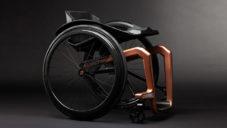 Küschall Superstar je nejlehčí invalidní vozík na světě vyrobený z grafenu