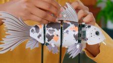 Lego představilo mechanické stavebnice Forma určené pro dospělé