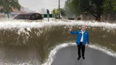 The Weather Channel vytvořil realistické animace počasí v období hurikánů