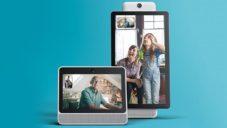 Facebook představil dvojici domácích kamer Portal a Portal+ pro videohovory
