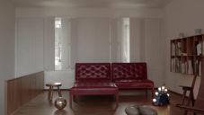 Michael Anastassiades ukazuje svůj domov v Londýně fungující jako studio