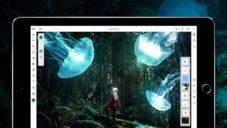 Adobe Photoshop přichází v plnohodnotné a nijak omezené verzi iPad