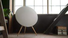 Bang & Olufsen vypráví příběh designu jedinečného reproduktoru Beoplay A9