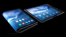 Royole FlexPai je první chytrý telefon na světě s ohebným displejem
