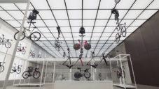 Dánský showroom United Cycling je kaple zasvěcená fanouškům jízdních kol
