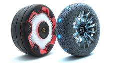 Hankook vyvinul tři modely futuristických pneumatik vzdálené budoucnosti