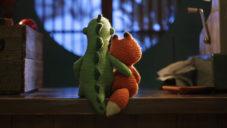 Lost & Found je krátký animovaný film o pravé lásce mezi hračkami