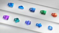 Microsoft představil nové ikony pro kancelářský balík Office 365