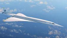 Boom Supersonic v roce 2019 otestuje svůj první letoun s nadzvukovou rychlostí