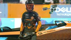 McLaren představil svoji vizi pro závody Formule 1 v roce 2050