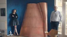 Sběratelé umění manželé Krzentowski ukazují svůj extravagantní byt v Paříži