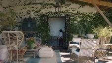 Designérka Isabel López-Quesada ukazuje svou venkovskou rezidenci na jihu Francie