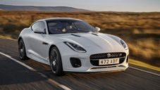 Jaguar slaví 70. let výročním modelem F-Type Chequered Flag Limited Edition