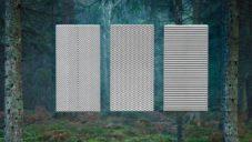 Baux začal vyrábět biodegradovatelné akustické panely Acoustic Pulp
