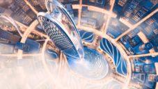 V Dubaji vyroste z otisku prstu rozštěpený mrakodrap Burj Jumeira