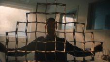 Ghostcube je hravá trojrozměrná struktura z kostek měnící lehce svůj tvar