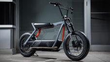 Harley-Davidson představil koncept lehké městské motorky na elektřinu