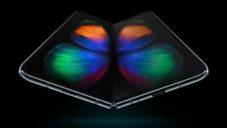 Samsung představil mobil Galaxy Fold otevírající se jako kniha