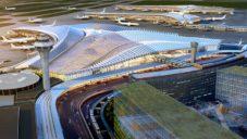 Studio ORD postaví na letišti v Chicagu nový terminál plný dřeva a zeleně