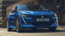 Peugeot 208 přichází s mladistvějším designem a možností elektrického pohonu