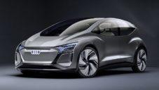 Audi představilo koncept zcela autonomního vozu AI:ME