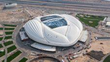 Katar dokončuje stadion Al Janoub od Zahy Hadid pro 2022 FIFA World Cup
