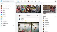 Facebook představil nový design největší sociální sítě světa i nové logo
